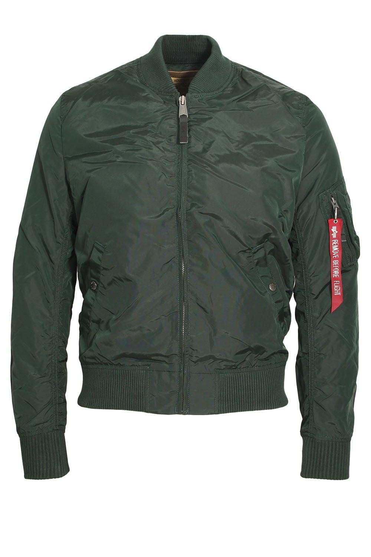 Alpha Industries ma-1 TT chaqueta Dark petrol