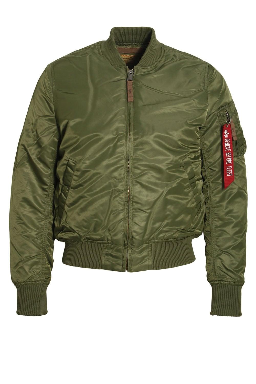 alpha industries ma 1 vf 59 sage green bomber jacket. Black Bedroom Furniture Sets. Home Design Ideas