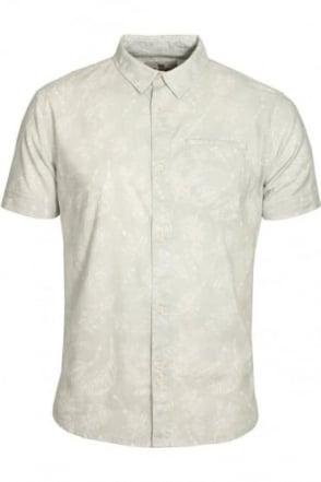 Antares Short Sleeve Floral Print Shirt