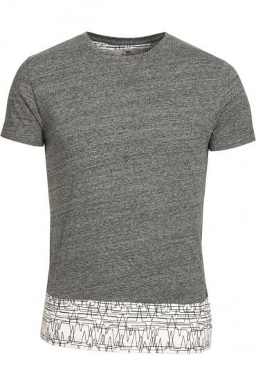 Asberg Grey Marl T-Shirt