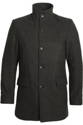 Vektor Men's Military Jacket | Charcoal