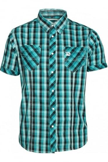 Barn Dance Shirt | Turquoise