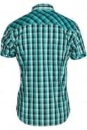 DRUNKNMUNKY Barn Dance Shirt | Turquoise