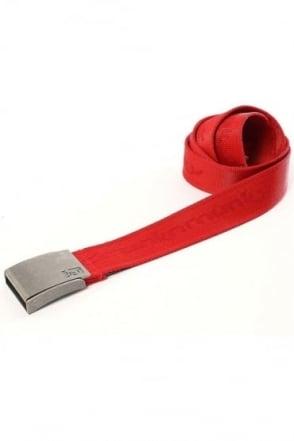 Clunk Clip Belt | Red