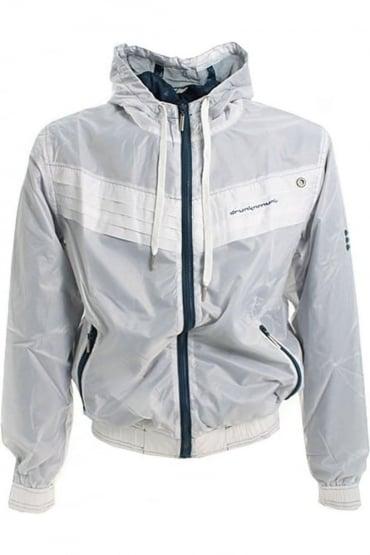 Transparent Shell Jacket | White