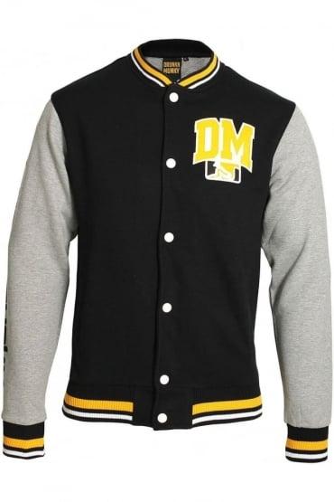 Wah Ching Varsity Jacket | Black