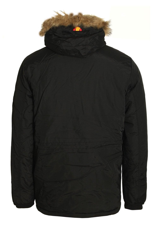 e8b5fdcc1 Ellesse Ampetrini Retro 90s Snorkel Parka Jacket | Buy Ellesse Jackets