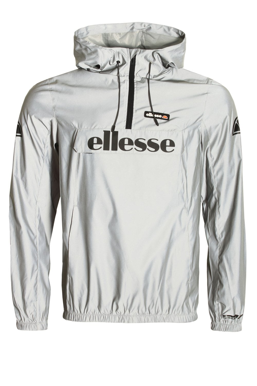 3981f4dd3 Berto Half Zip OTH Hooded Reflective Jacket | Shop Ellesse Jackets