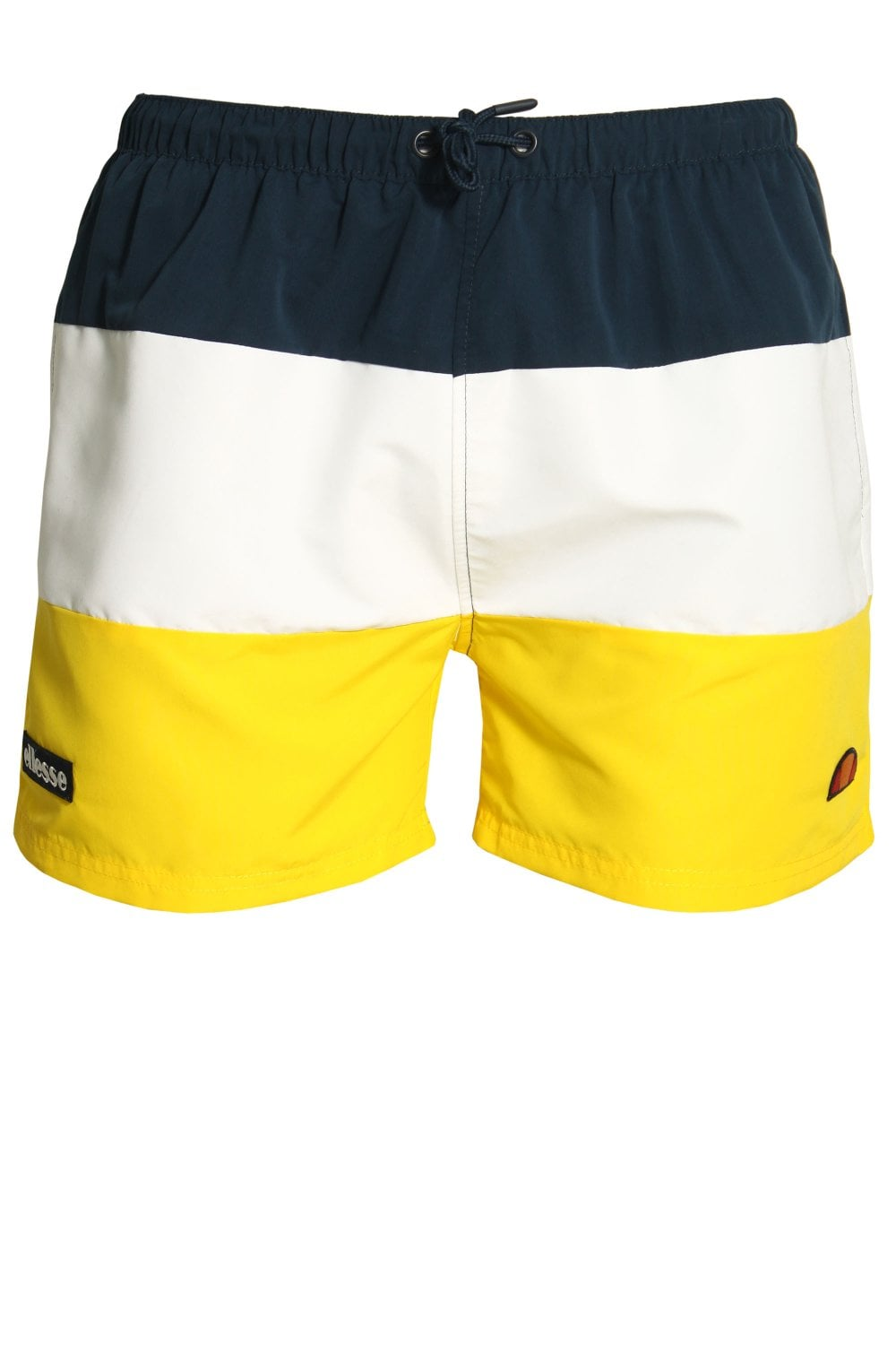 2319772107 Ellesse Cielo Swim Shorts Yellow | Shop Ellesse Mens Swimwear & Shorts