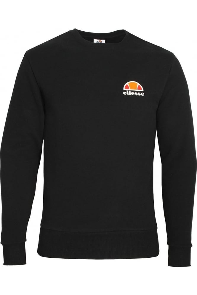 ELLESSE Diveria Crew Neck Sweatshirt Anthracite
