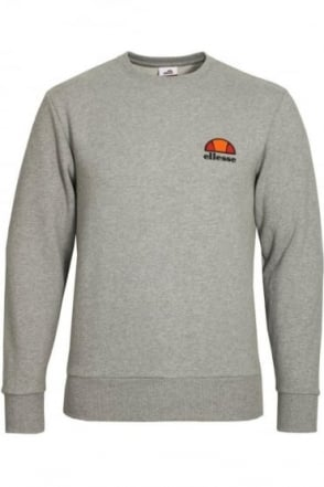 Diveria Crew Neck Sweatshirt Marl Grey