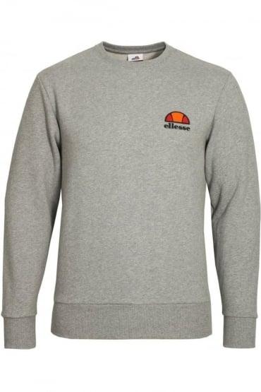 Diveria Crew Neck Sweatshirt Marl Grey