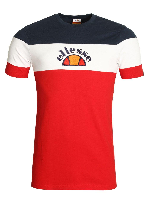 Ellesse Gubbio T-Shirt True Red  927f222ef62