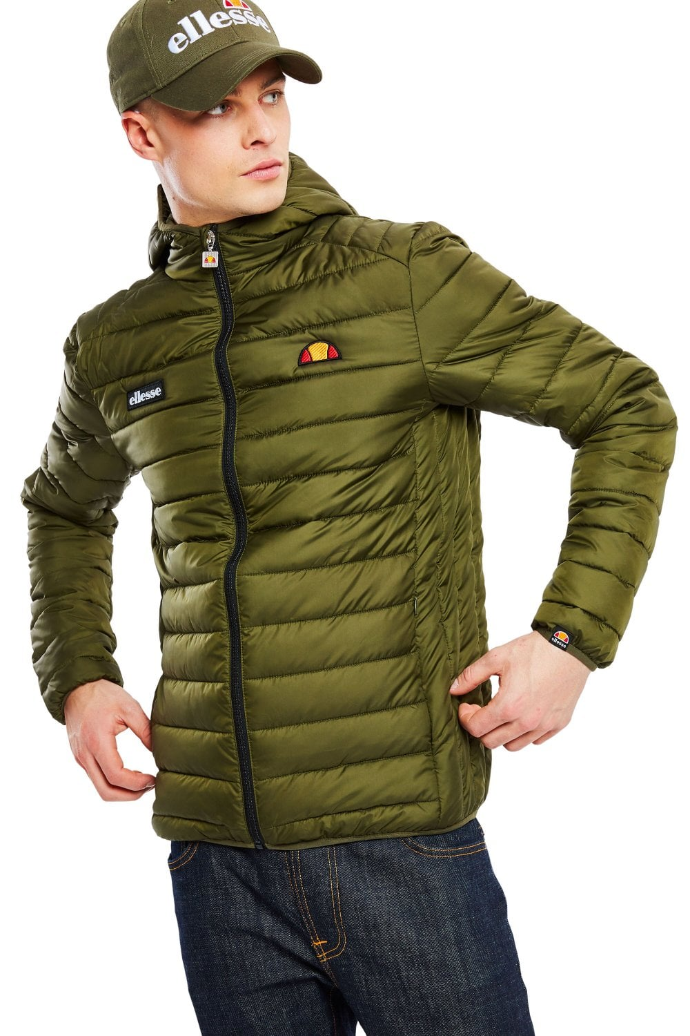 706c2123 Lombardy Padded Hooded Jacket | Khaki