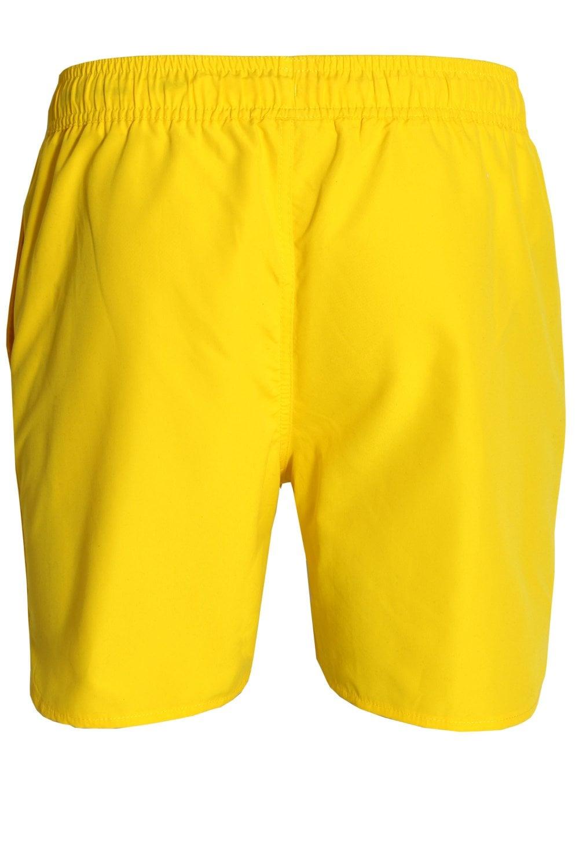 swimmers beach shorts Ellesse Nono Swim Shorts in Yellow trunks