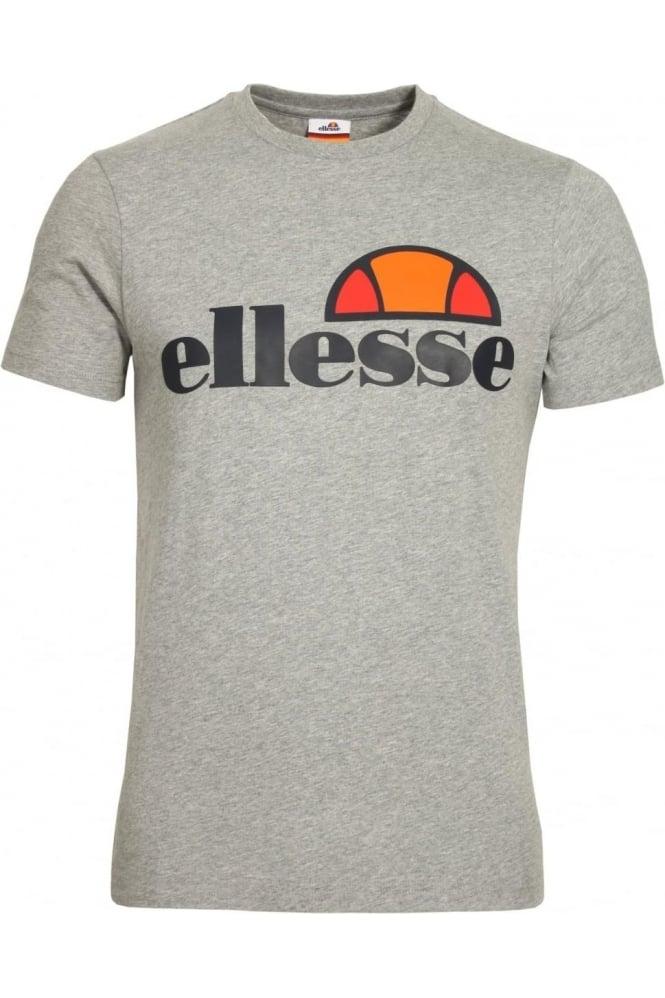 ELLESSE Prado Grey Marl T-Shirt