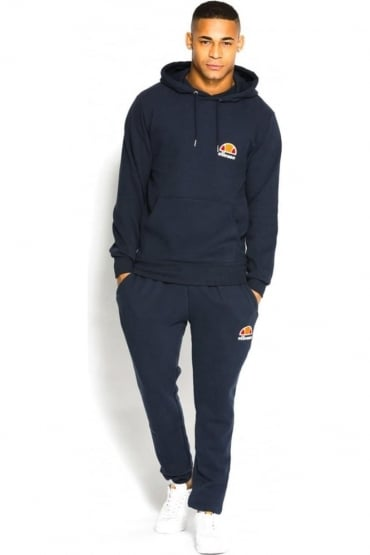 TOCE OTH Hoodie Tracksuit Dress Blue