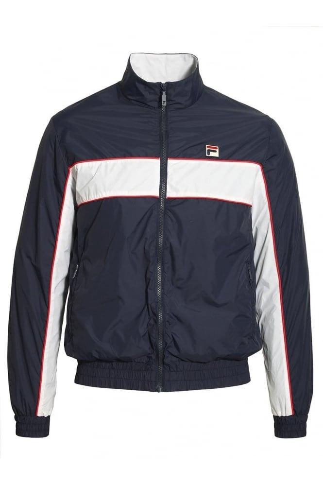 FILA VINTAGE Amauri Track Jacket Peacoat
