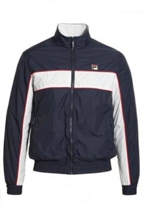 Amauri Track Jacket Peacoat