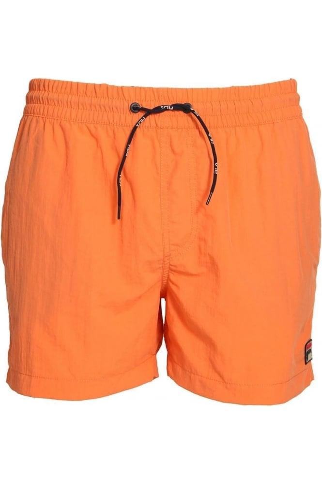 FILA VINTAGE Artoni Swim Shorts Flamingo