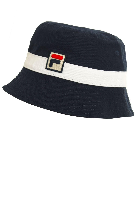7bba5ed65 Basil Bucket Hat | Peacoat/White