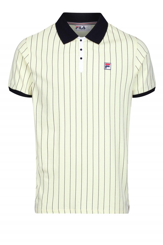 Fila Vintage BB1 Polo Shirt | Shop Mens Fila