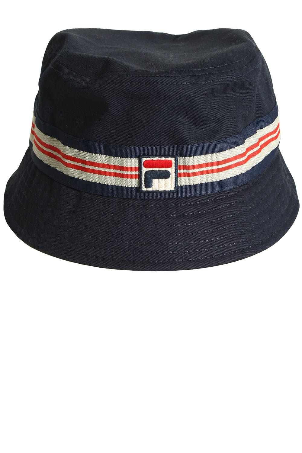 20ea714f Fila Vintage Caspar Bucket Hat Navy | Shop Fila Hats & Baseball Caps