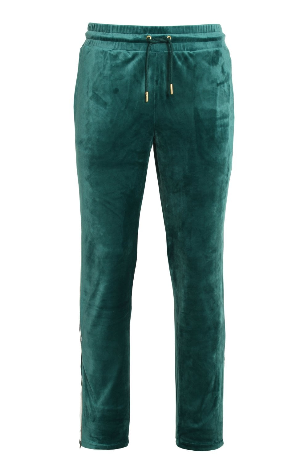 d77a197c Cyrus Velour Track Pant Atlantic Deep/White