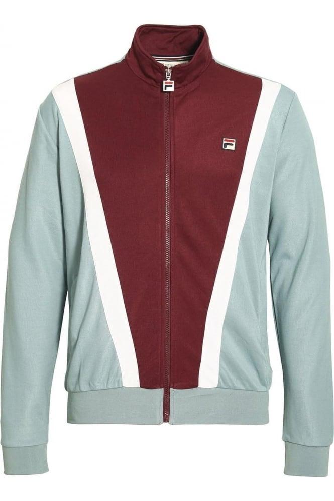 FILA VINTAGE Grosso Track Jacket Arona/Rum Raisin