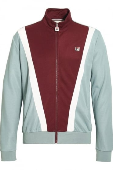 Grosso Track Jacket Arona/Rum Raisin