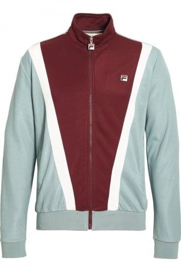 Grosso Track Jacket Arona/Rum Raisin