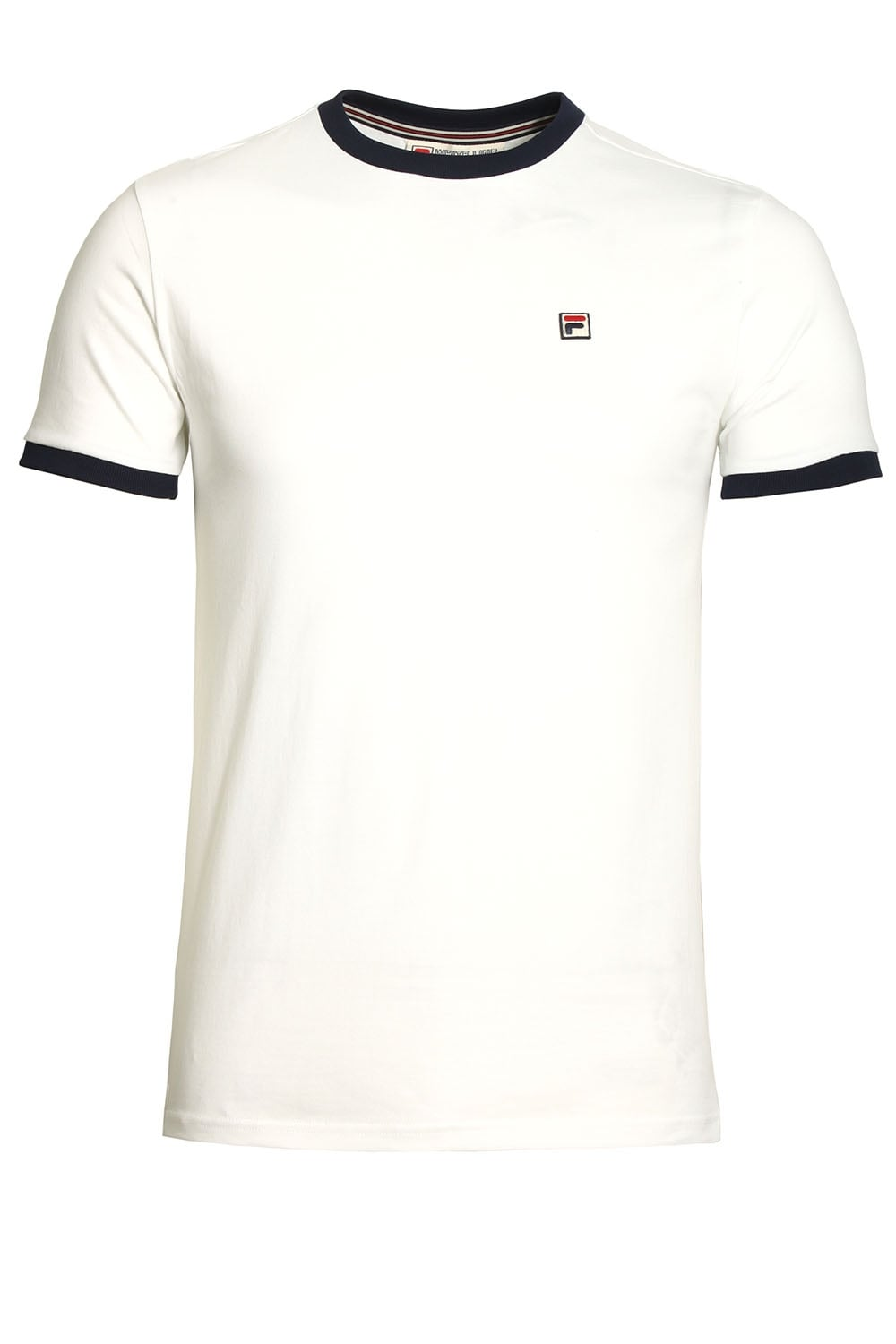 Marconi Essential Ringer T-Shirt White 82e609f162a5