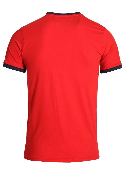 fila vintage marconi t shirt chinese red shop fila. Black Bedroom Furniture Sets. Home Design Ideas