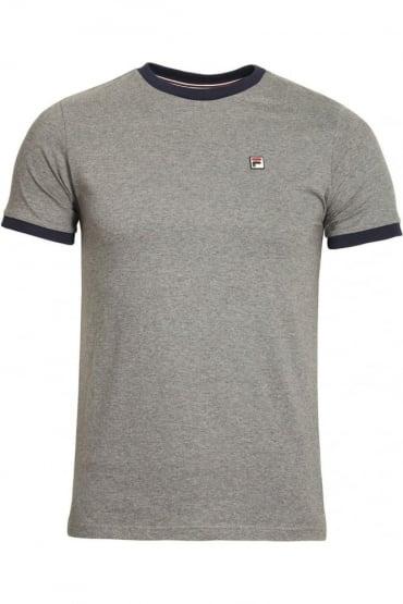Marconi T-Shirt | Grey Twist