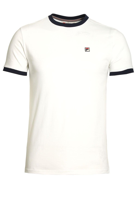 fila vintage marconi t shirt white shop fila vintage t shirts. Black Bedroom Furniture Sets. Home Design Ideas