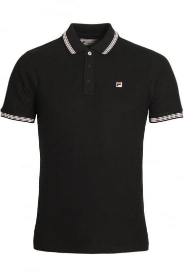 Matcho Polo Shirt Black