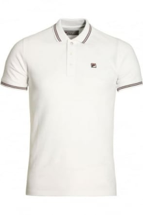 Matcho Polo Shirt White