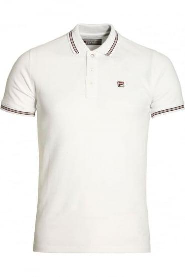 Matcho Polo Shirt White