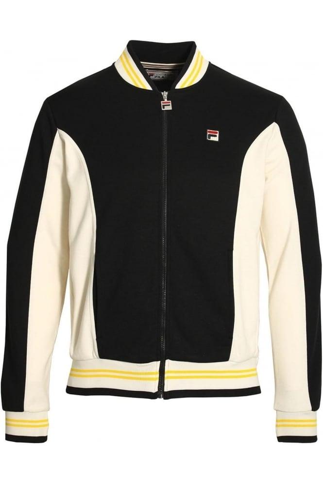 FILA VINTAGE Settanta Track Jacket Black