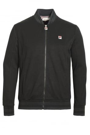 060b4cff1dba Fila Vintage Tate Half Zip Jacket Peacoat | Shop Fila Jackets
