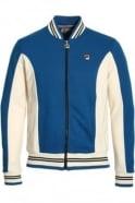 FILA VINTAGE Settanta Track Jacket Ski Blue
