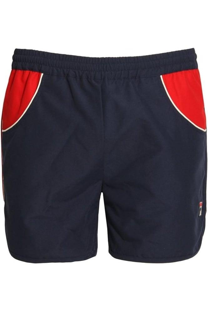 FILA VINTAGE Tomas Running Shorts Peacoat