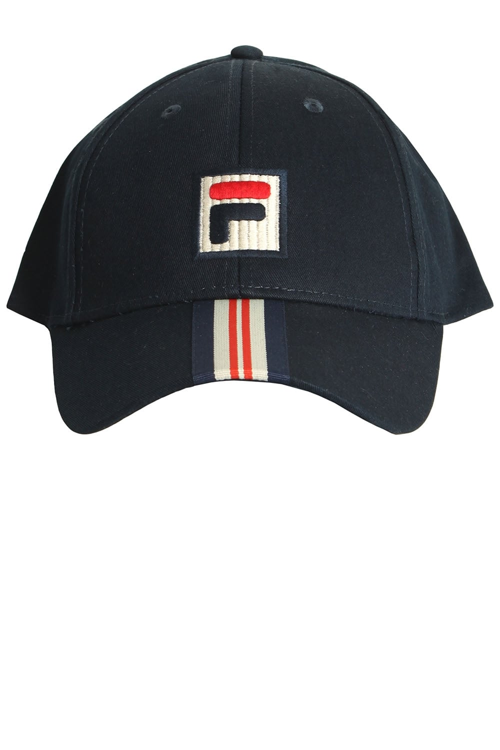 21f6a6e6461661 Fila Vintage Walker Baseball Cap Navy | Buy Fila Hats & Baseball Caps