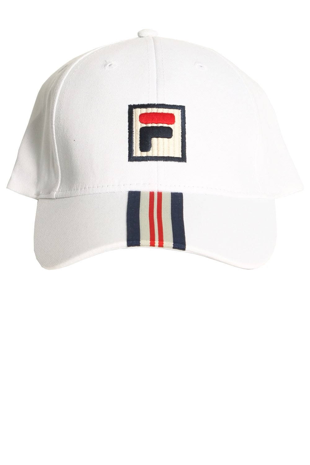 9a77f477c3ac4f Fila Vintage Walker Baseball Cap White | Buy Fila Hats & Baseball Caps