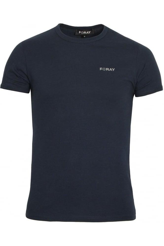 FORAY Armour T-Shirt | Dress Blue