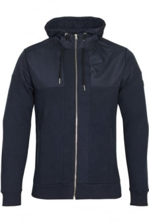 Chromium Hoodie | Dress Blue