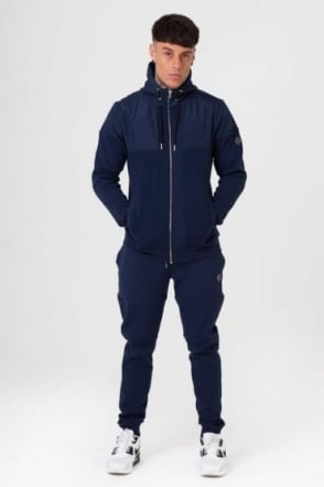 Chronium Tracksuit | Dress Blue