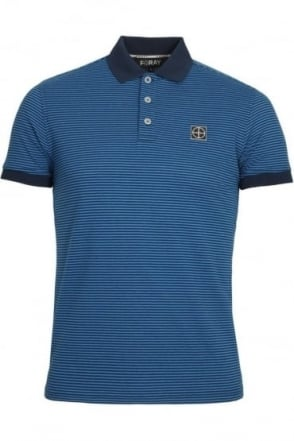 Dodge Polo Shirt | Dress Blue
