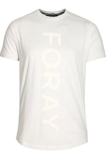 Draw Reflective Logo T-Shirt White