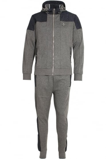 Dynamic Tracksuit | Charcoal Marl